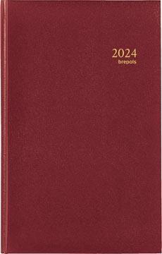 Brepols agenda Interplan Lima, bordeaux, 2022