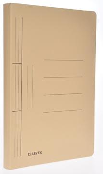 Class'ex hechtmap, ft 25 x 32 cm (voor ft A4), gems