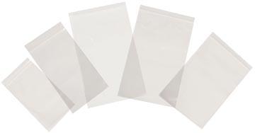 Tenza gripsealzakjes, ft 37 x 62 mm, pak van 100 stuks