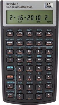 HP financiële rekenmachine 10BII+