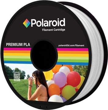 Polaroid 3D Universal Premium PLA filament, 1 kg, wit