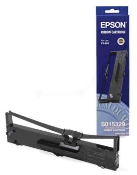 Epson inktlint S015329, OEM C13S015329, zwart