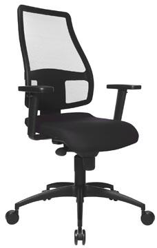 Topstar bureaustoel Synchro Net, zwart