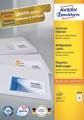 Avery Zweckform 3474, Universele etiketten, Ultragrip, wit, 100 vel, 24 per vel, 70 x 37 mm
